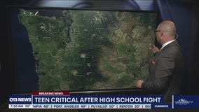 Teen in critical condition after fight at Yakima County high school