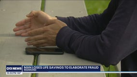 Redmond man speaks out after losing entire life savings to 'highly elaborate' vaccine scam