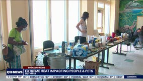 Olympia reaches triple-digit heat, endangering people and pets