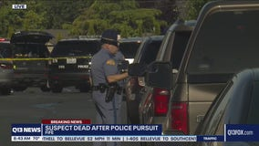 Fife police shoot, kill vehicle theft suspect after short chase