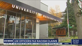 UW police officers file racism claims