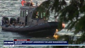 Body recovered of man who drowned in Lake Washington while trying to rescue children