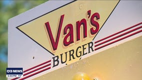 Drive-thru burger stand in Olympia to close Saturday due to the heat