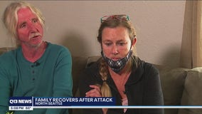 King County family speaks out after home was riddled with bullets