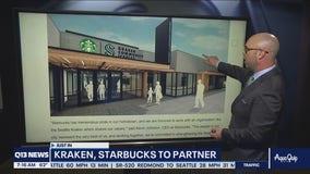Kraken, Starbucks to partner