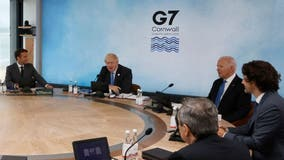 G-7 Summit: Biden wants fellow leaders to call out, compete with China
