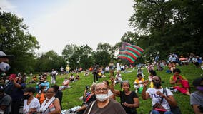 Juneteenth, 'a day of profound weight and power,' marked across the US