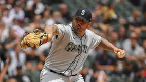 Mariners' Santiago suspended 10 days for foreign substance