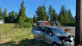 SR 169 back open after serious crash injures 3 in Maple Valley area