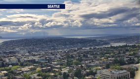 Chances for thunderstorms decreases, dry and warming trend ahead