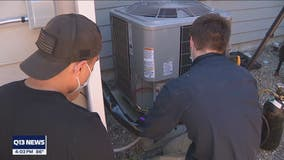 Washington HVAC companies slammed by customer demand ahead of record-breaking temperatures