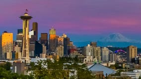 """We love our weather: Seattle fares well in new """"Goldilocks Weather Index"""""""
