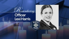 Memorial service for fallen Seattle Police Officer Lexi Harris at T-Mobile Park