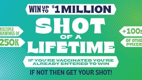 Washington state warns of scams ahead of next round of vaccine lottery drawings