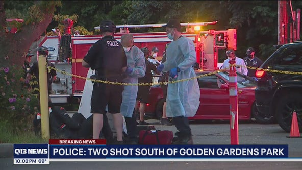 Two injured in Seattle shooting near Golden Gardens beach