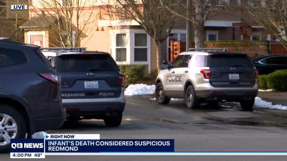 Police investigating February death of Redmond infant as a homicide