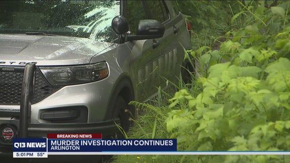Woman found dead near Smokey Point after boyfriend admits to killing her
