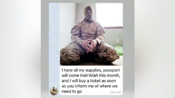 Seattle man pleads not guilty to trying to join ISIS