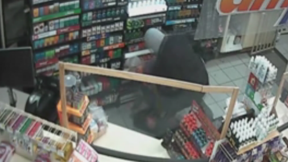 Search continues for suspect who assaulted Kitsap Co gas station clerk; WMW tips help capture separate suspect
