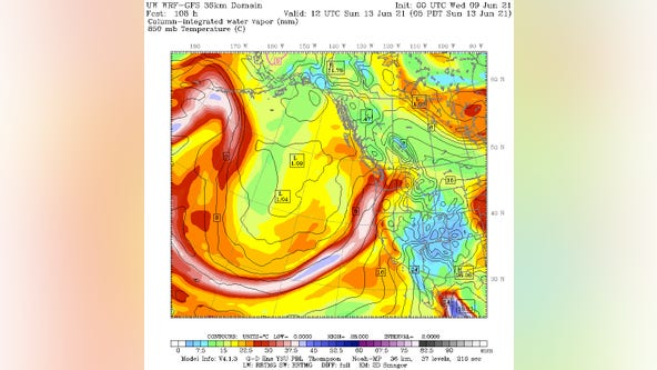 Yuck: Seattle could have muggiest day in a decade Sunday