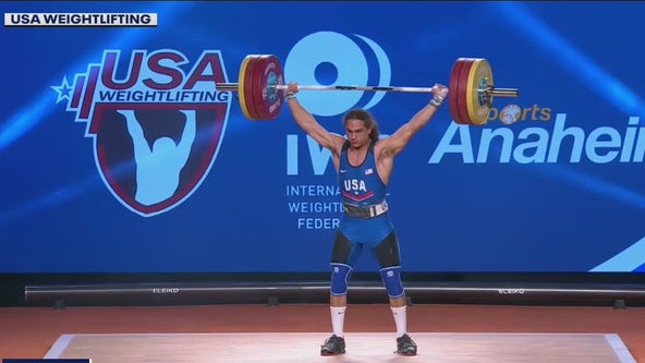'I'm ready to go:' Auburn weightlifter looks ahead to 2021 Tokyo Olympics