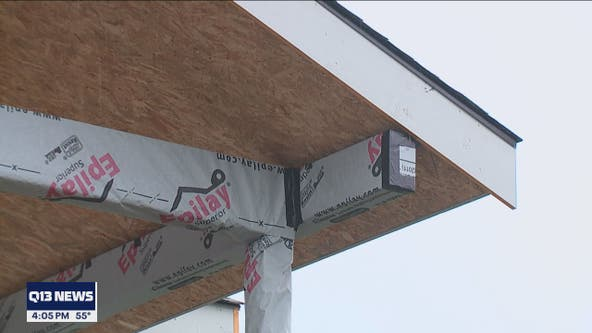 Rising construction material costs impacting contractors, homeowners