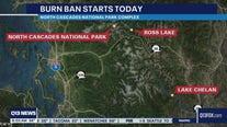 North Cascades burn ban in effect amid wildfire threat