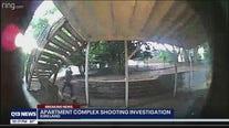 Surveillance video captures bizarre shooting in Kirkland