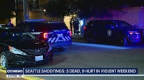 Seattle mayoral candidates weigh in on violent weekend