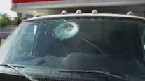 Felony charges filed against man accused of throwing rocks at cars on I-5