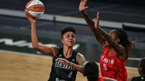 Storm waive veteran Candice Dupree after 16 games