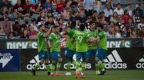 Sounders match MLS record for unbeaten start, tying Rapids