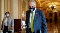 Senate convenes in rare weekend session to debate infrastructure bill