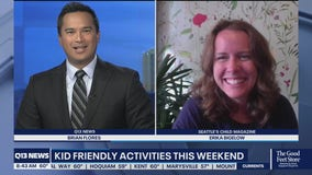 Ideas for kid-friendly activities this weekend