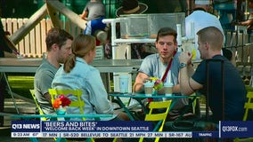 Beers and bites at 'Welcome Back Week' in Downtown Seattle