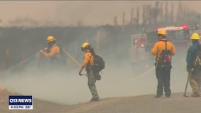 80% of Batterman Fire contained, 14,100 acres burning