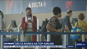 Delta ranked as best US airline by The Points Guy