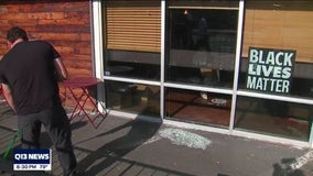 Black-owned coffee shop in Shoreline burglarized days after it was vandalized