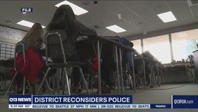 Tacoma school district reconsiders police officers
