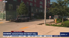 Seattle Police searching for suspect after shooting in First Hill
