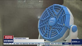 Tacoma opens cooling centers