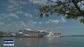 Royal Caribbean conducts tests cruises in Seattle ahead of reopening