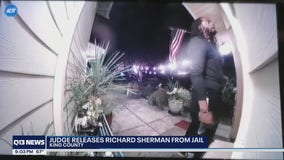 Judge releases Richard Sherman from jail