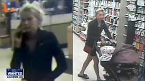 Detectives seek ID of couple wanted after loss prevention officer violently attacked