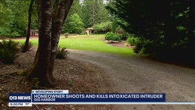 Sheriff: Gig Harbor homeowner shoots, kills intoxicated intruder