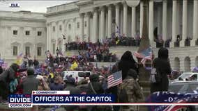 Lawyers for Seattle officers allegedly involved in Capitol Riot leave public records case