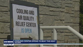 Cooling center opens in Tacoma as community braces for another round of hot weather