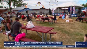 King County Fair offers sense of normalcy for thousands of visitors recovering from pandemic