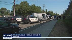 Police investigating homicide in Tukwila