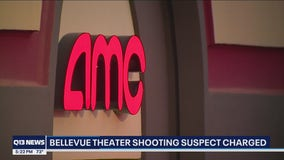 Bellevue theater shooting suspect charged